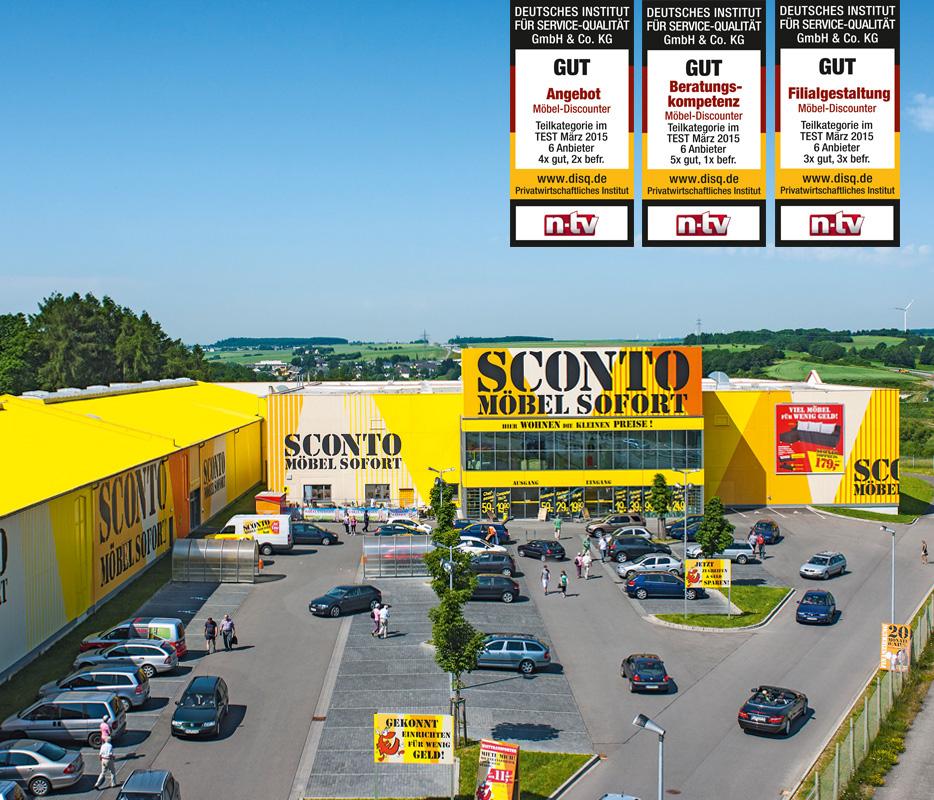 Sconto Der M?belmarkt in Simmern Sconto - Der M?belmarkt