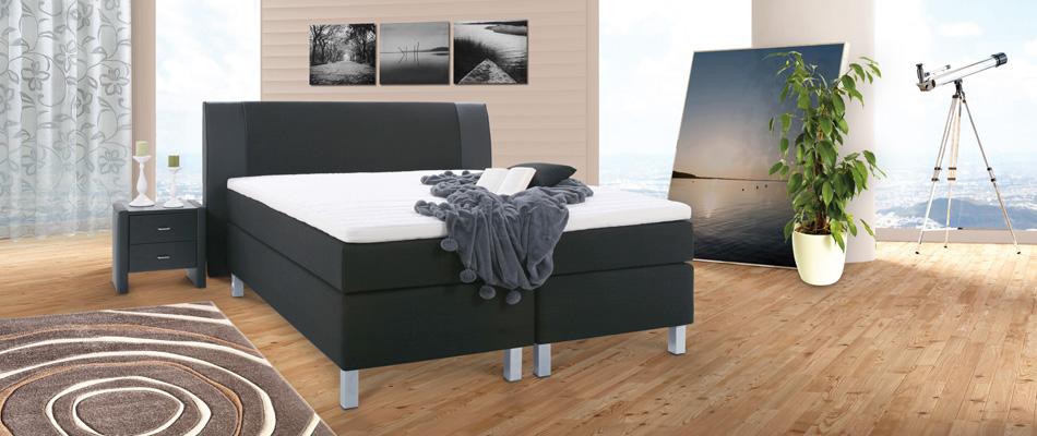 Bequeme Betten von Sconto