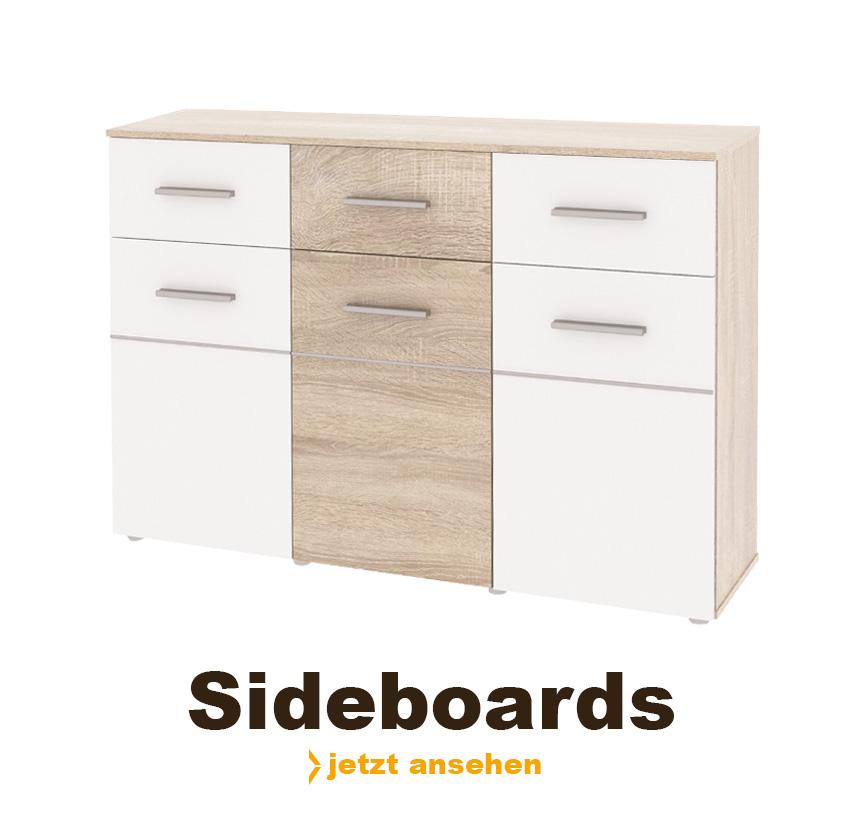 Praktische Sideboards von Sconto.