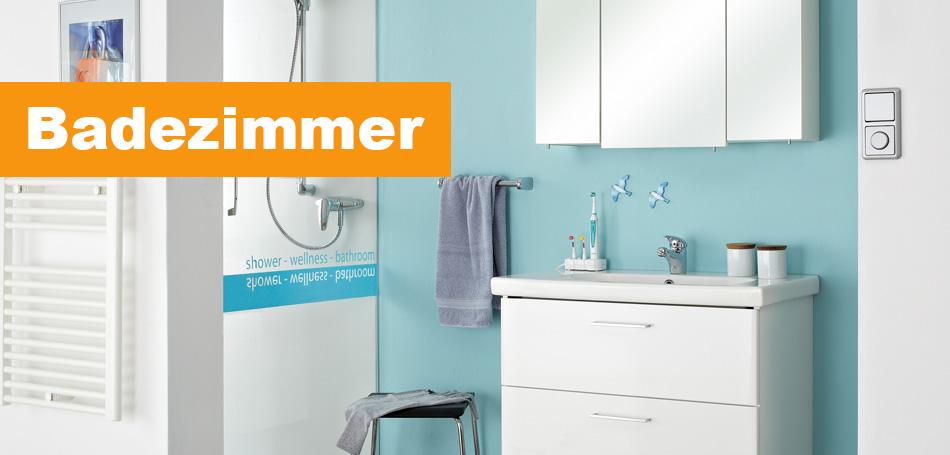 Praktische badezimmer von Sconto.
