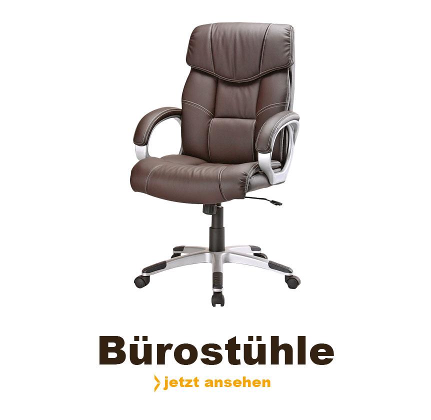 Strapazierfähige Bürostühle von Sconto.
