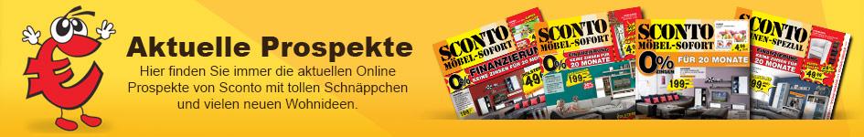 Prospekte - Aktuelle Prospekte von Sconto