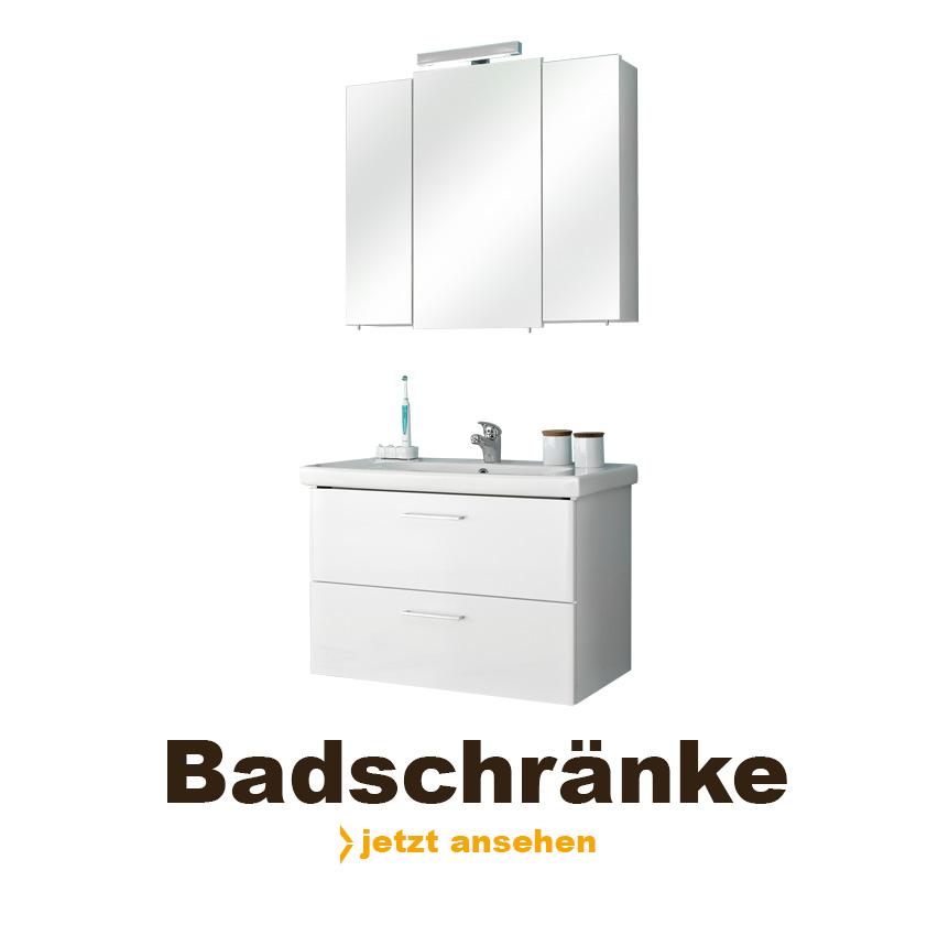 Variable Badschränke von Sconto