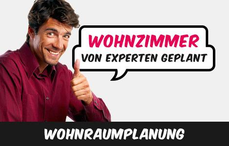 Wohnraumplanung mit Experten