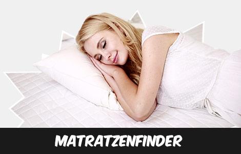 Finden Sie Ihre ideale Matratze