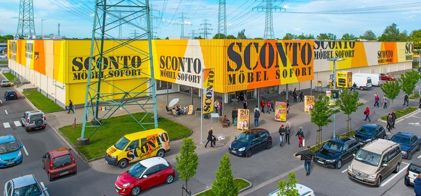 Sconto Filialen In Deutschland Sconto Der Möbelmarkt