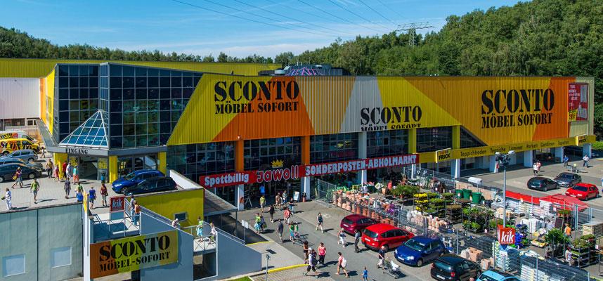 Sconto Filialen In Deutschland Sconto Der Mobelmarkt