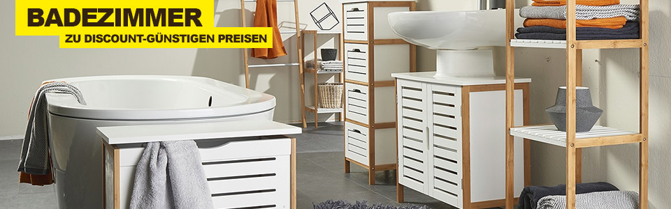 badezimmerm bel jetzt bei sconto g nstig kaufen. Black Bedroom Furniture Sets. Home Design Ideas