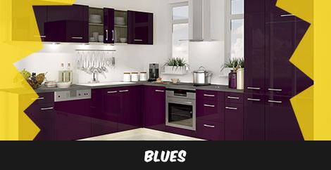 Einbauküche Blues- stellen Sie sich Ihre Einbauküche zusammen