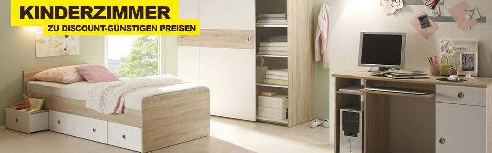 Kinderzimmermöbel günstig bei SCONTO online kaufen.