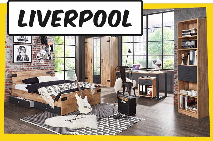 Liverpool Jugendzimmer