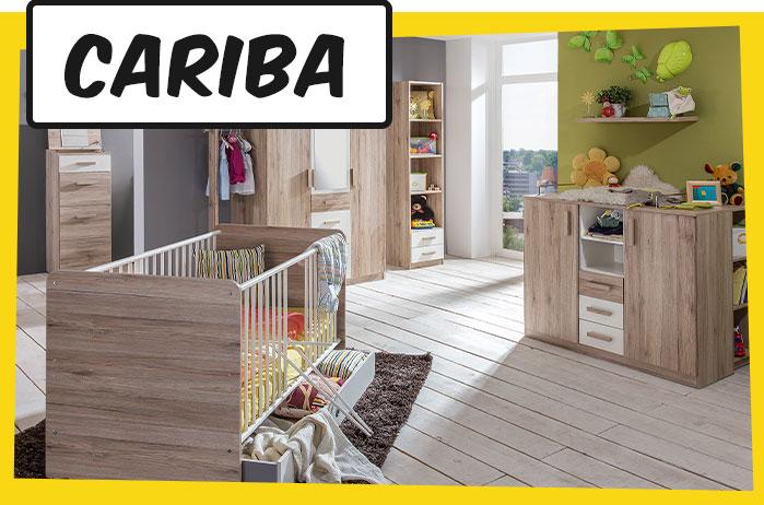 Cariba Kinderzimmer