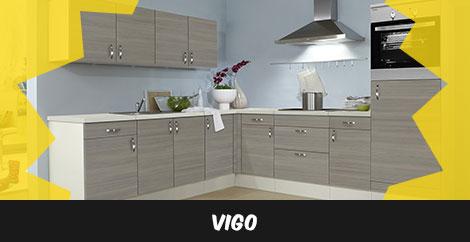 Einbauküche Vigo - stellen Sie sich Ihre Einbauküche zusammen