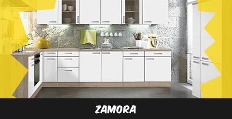 Einbauküche Zamora - stellen Sie sich Ihre Einbauküche zusammen