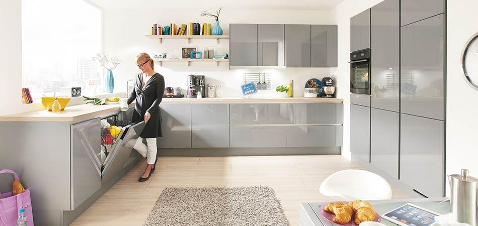 Grifflose Küchen günstig kaufen bei Sconto | Sconto