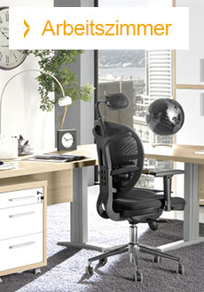Möbel für Ihr Arbeitszimmer günstig bei SCONTO