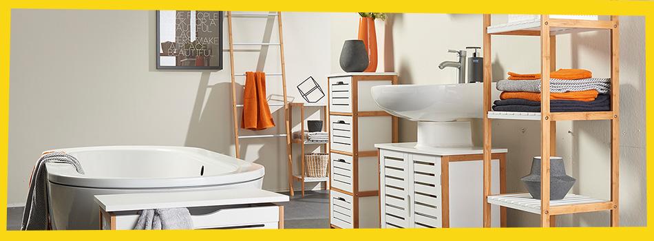 Badezimmermöbel günstig bei SCONTO online kaufen.