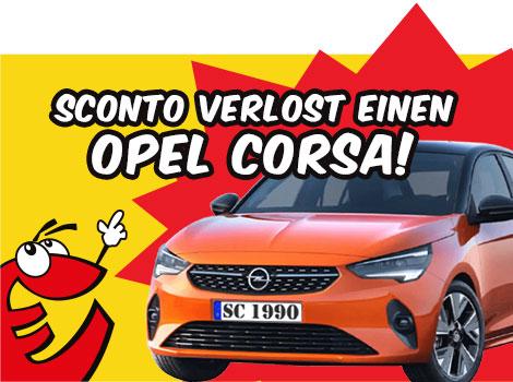 Opel Corsa gewinnen