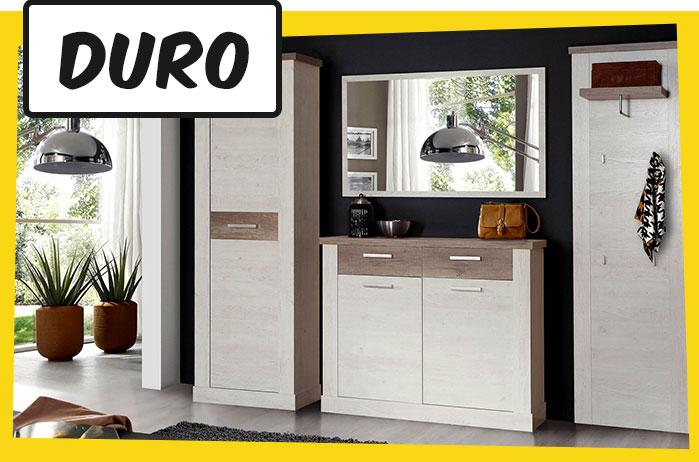 Garderobenserie Duro