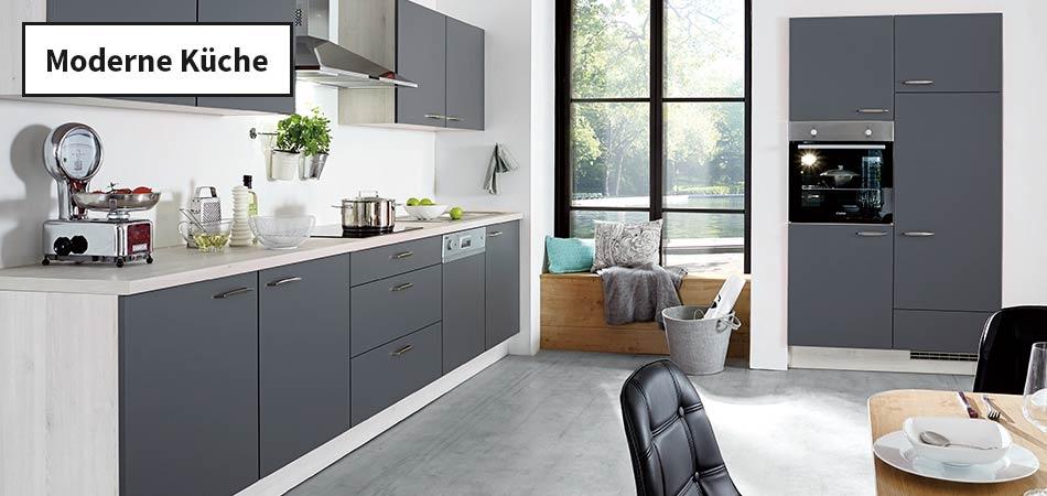 Moderne Küchen bei Sconto