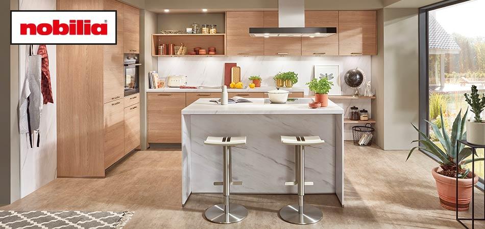 Küchen von Nobilia