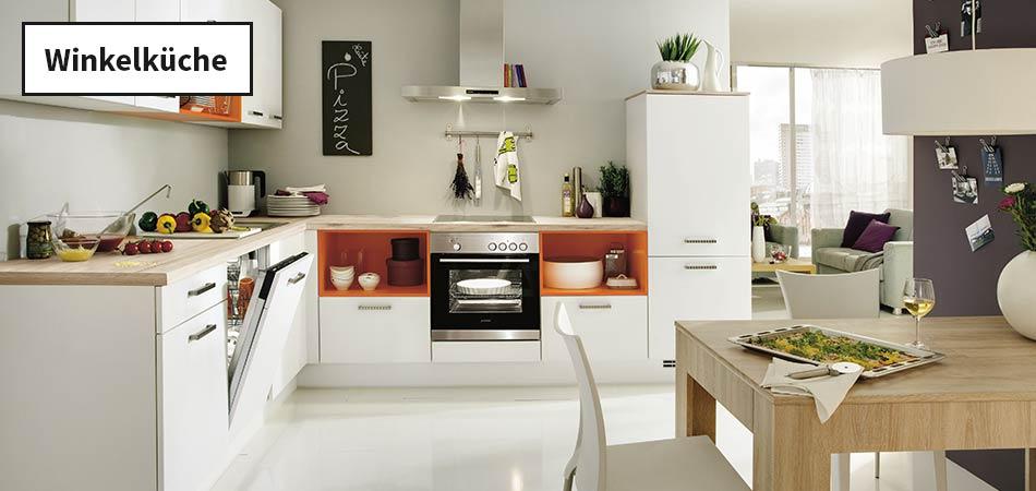 Winkelküche bei Sconto
