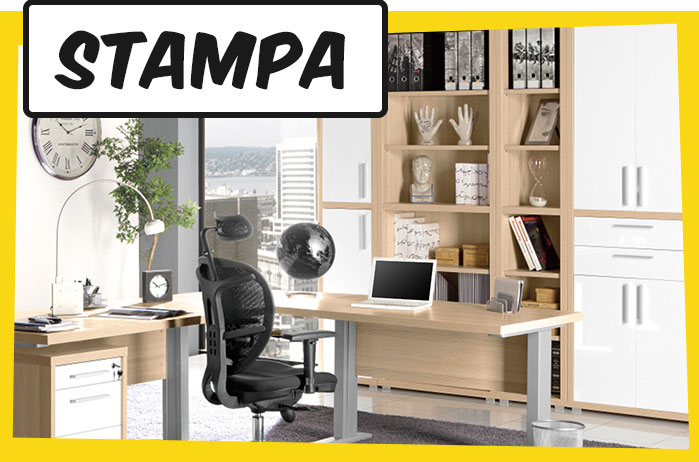 Büroserie Stampa
