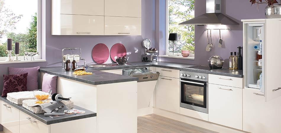 U-förmige Küchen günstig kaufen bei Sconto | Sconto