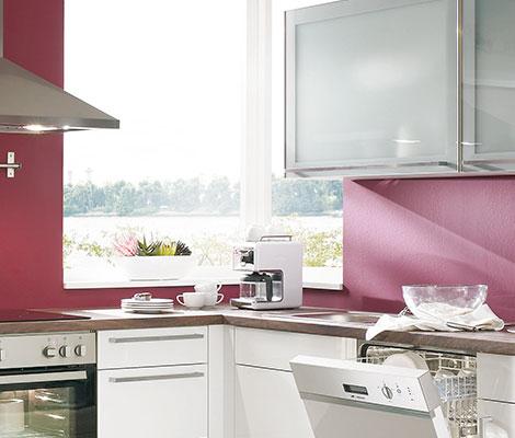 Winkelküchen bei Sconto