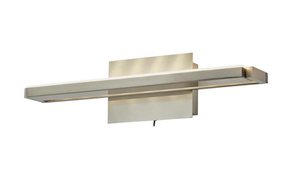 LED- Wandleuchte, 1-flammig