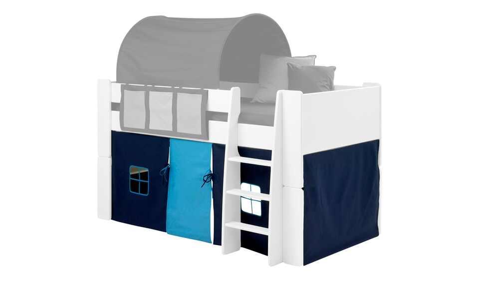 Vorhang für Spielbett 'For Kids'