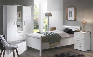 Komplett-Schlafzimmer  Evelyn