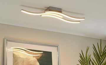 LED-Deckenleuchte 3-flammig