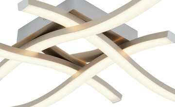 LED Deckenleuchte 4-flammig