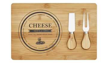 for friends Bambus - Schneidebrett   Cheese