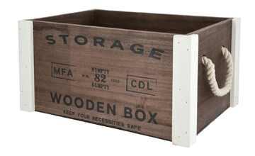 Aufbewahrungsbox   Storage