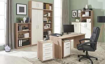 Komplett-Büro inkl. Stuhl  Johan