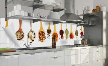 Küchenrückwand-Folie  Fixy Oriental Spice