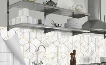 Küchenrückwand-Folie  Fixy Nicole