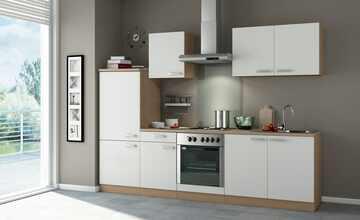 Küchenblock ohne Elektrogeräte  Carrara