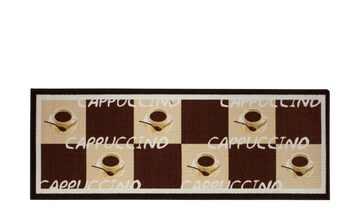Webteppich  Cappuccino