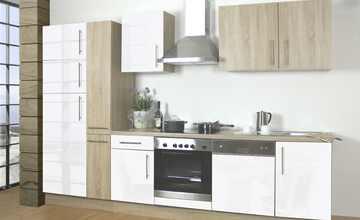 Küchenzeile mit Elektrogeräten  Lüttich