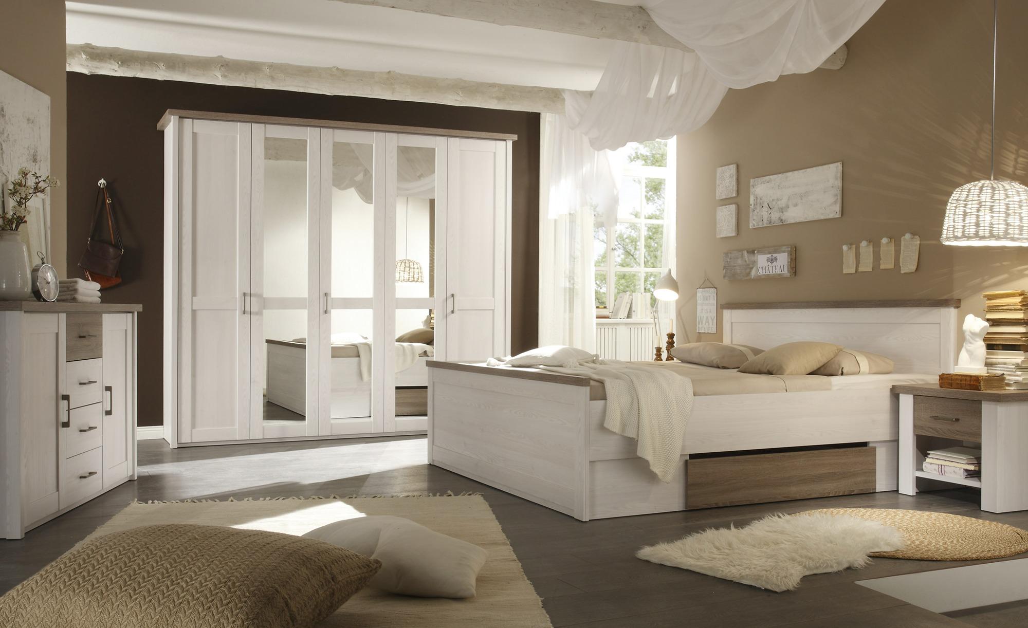 Schlafzimmer Luca, gefunden bei Sconto