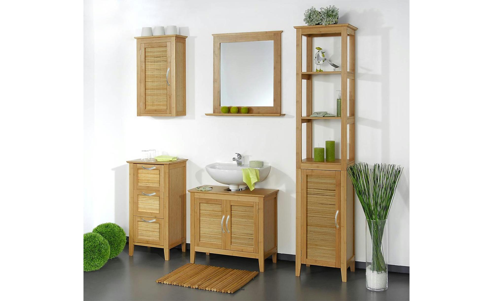 Badezimmereinrichtung 'Bamboo'