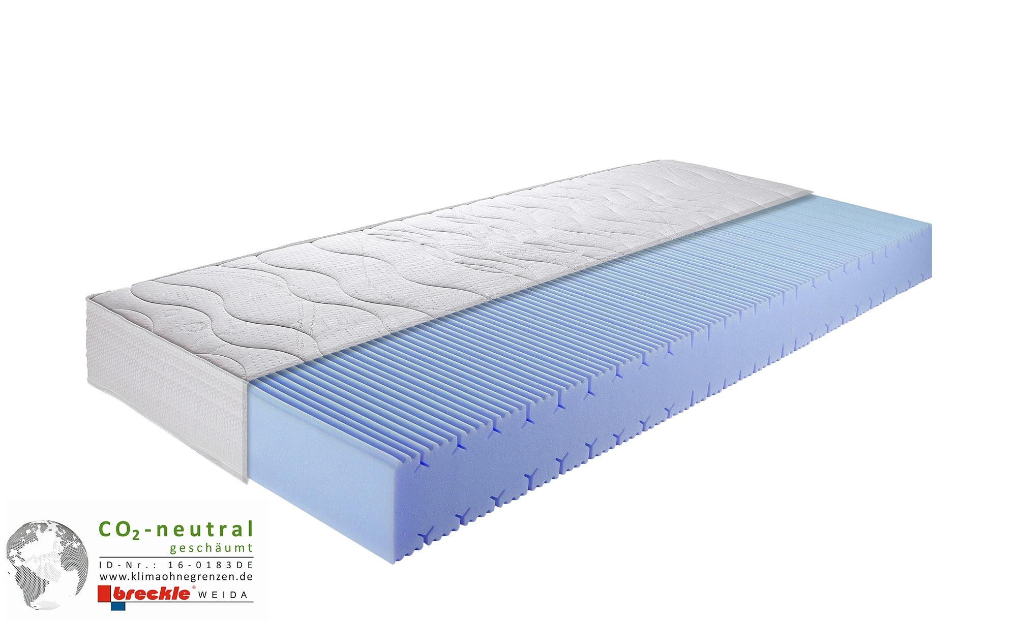 7-Zonen-Kaltschaummatratze  Cozy Fresh - weiß - 100 cm - 20 cm - 200 cm - S günstig online kaufen