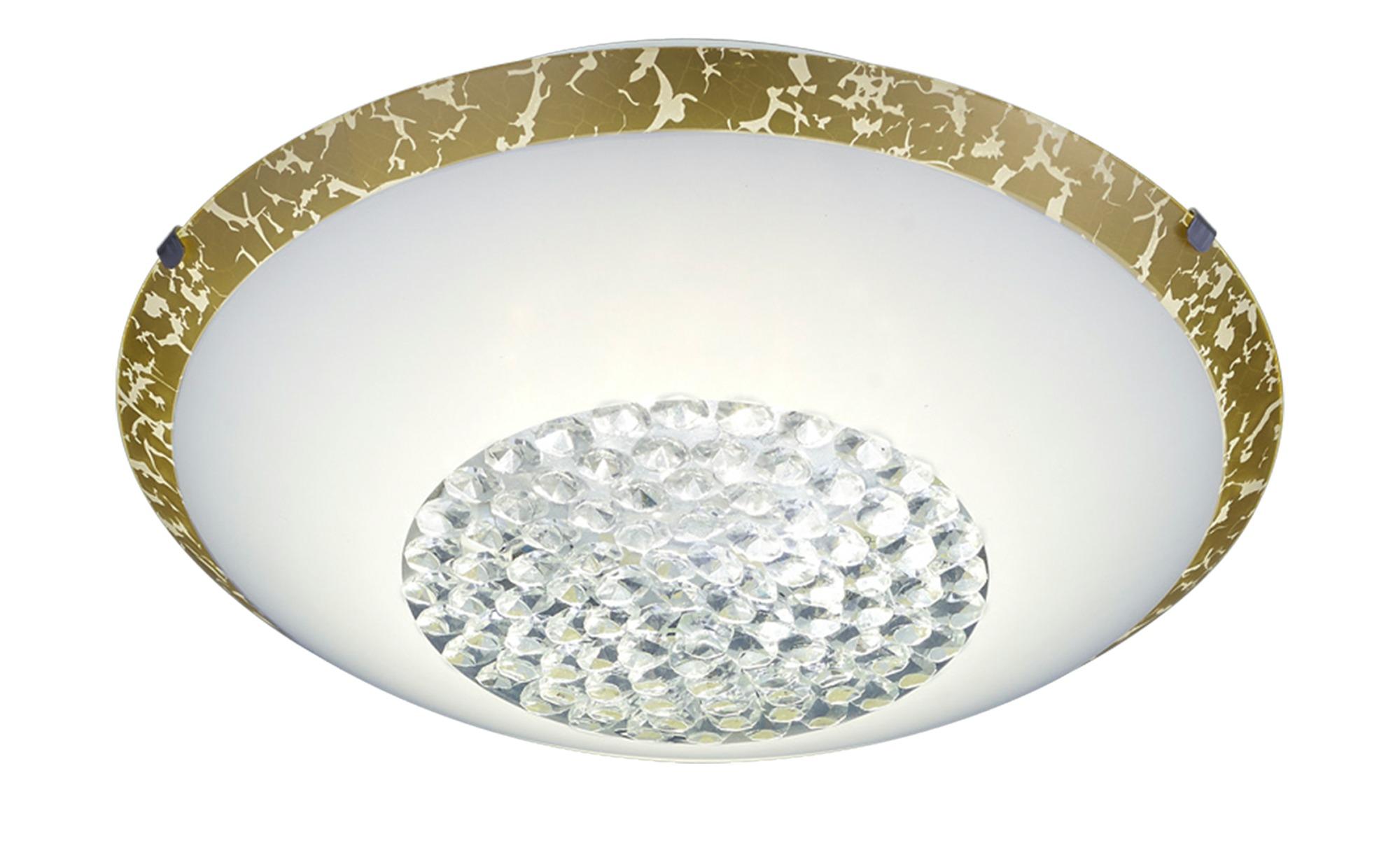 LED-Deckenlampe mit aufwendigem Lampenschirm von Trio