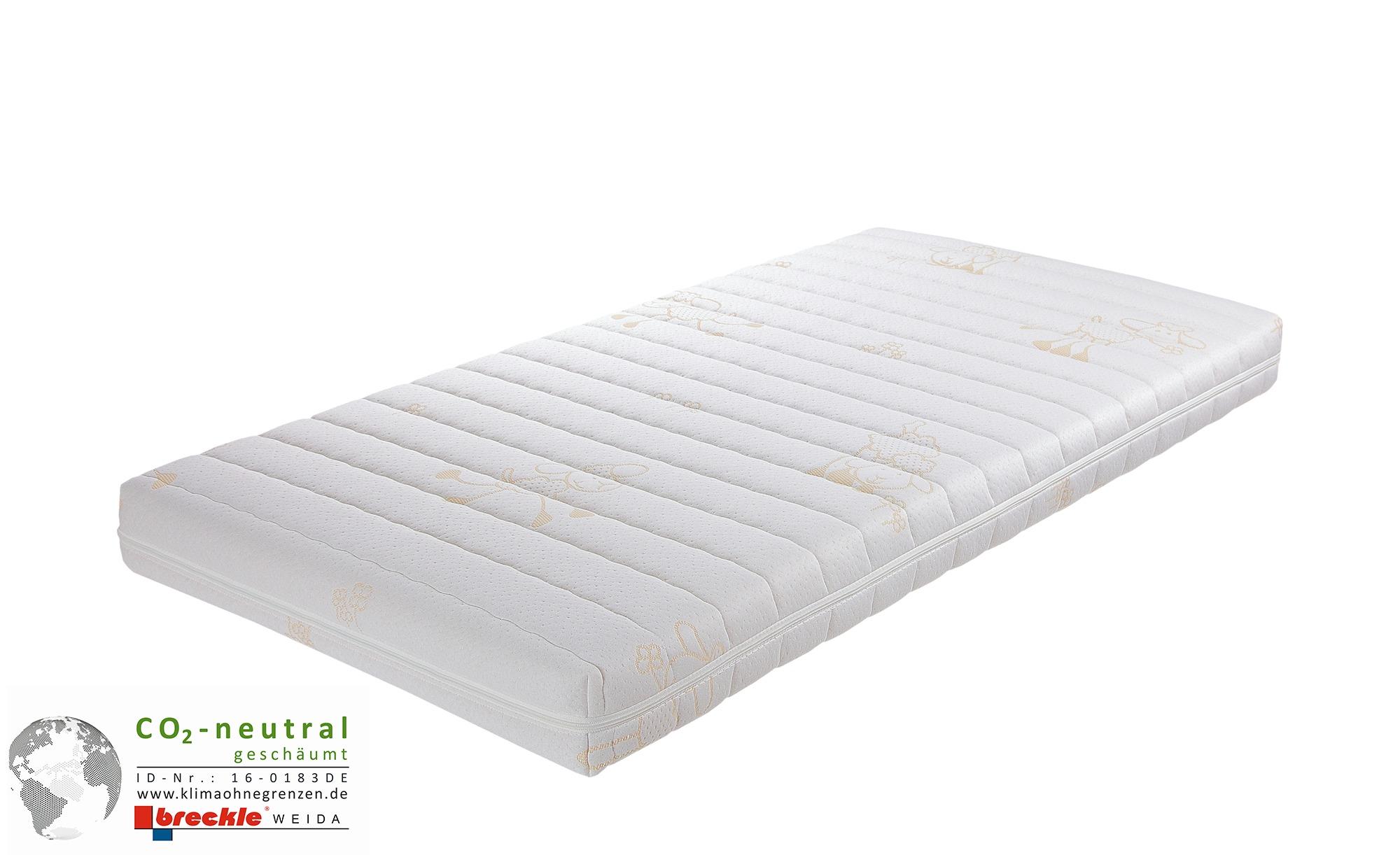 Kindermatratze  LLQ Clean Kiddy - weiß - 70 cm - 12 cm - 140 cm - Sconto | Kinderzimmer > Textilien für Kinder > Kinderbettwäsche | Sconto