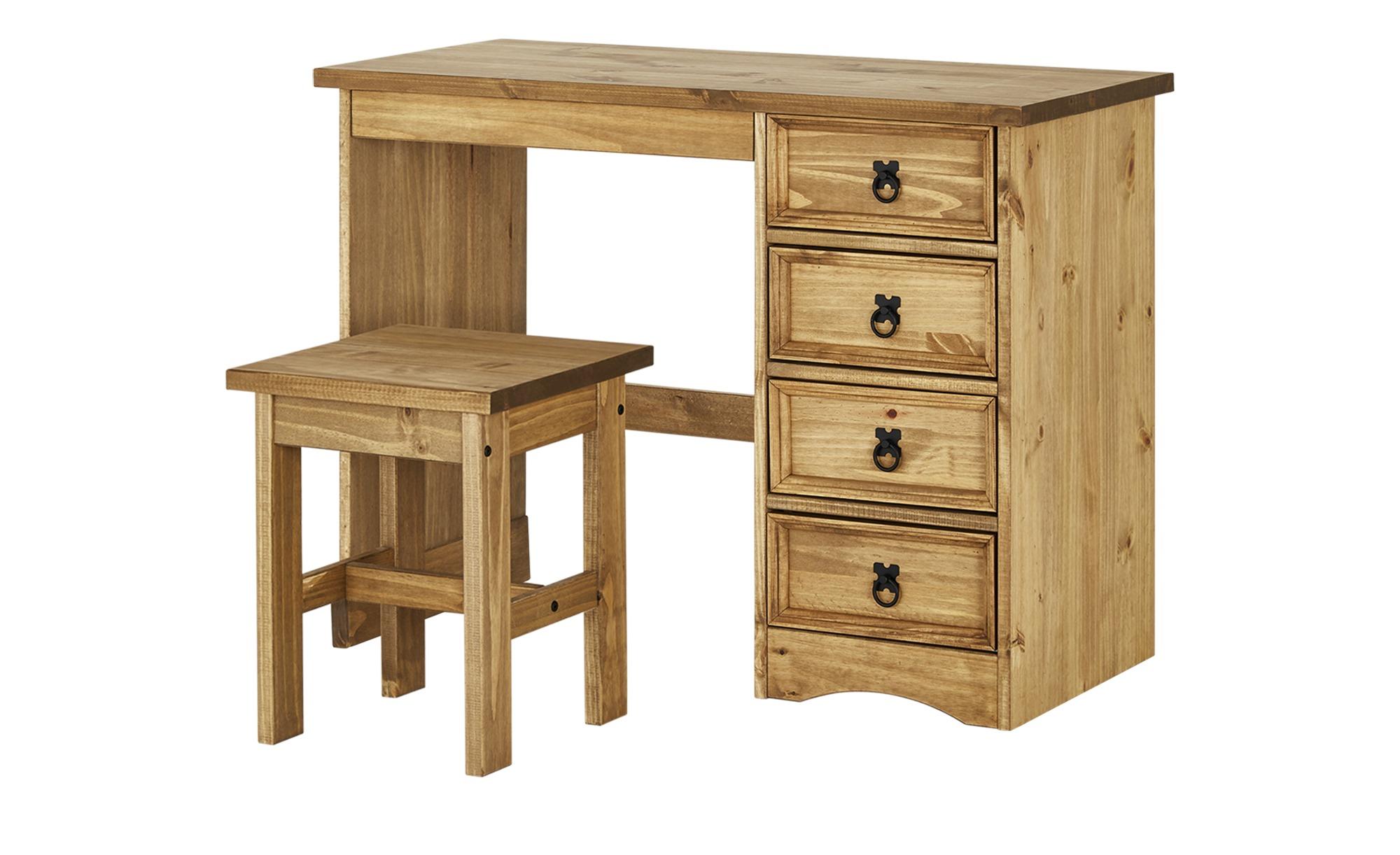 Schreibtisch-Set - holzfarben - Sconto günstig online kaufen