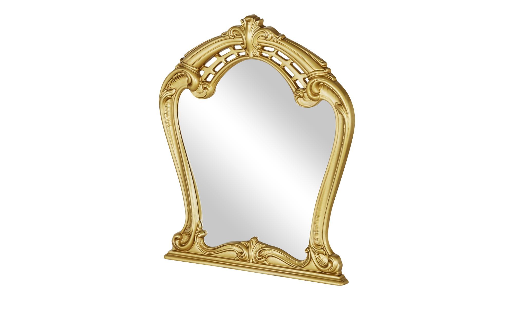 Goldfarbener Barockspiegel