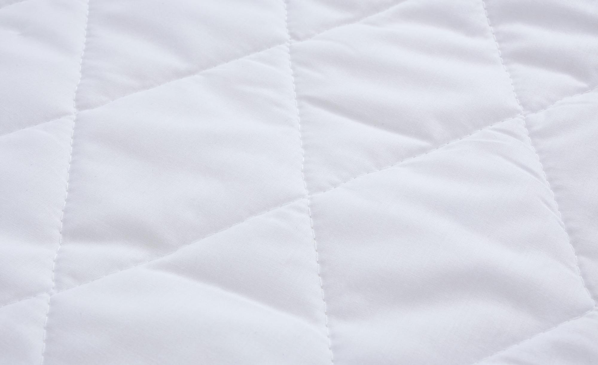 Zöllner Kindermatratze - weiß - 65% Polyester, 35% Baumwolle - 70 cm - 6 cm - Sconto | Kinderzimmer > Textilien für Kinder > Kinderbettwäsche | Zöllner